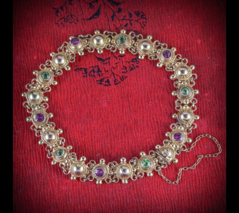 ANTIQUE_VICTORIAN_SUFFRAGETTE_15CT_GOLD_BRACELET_CIRCA_1900_COVER